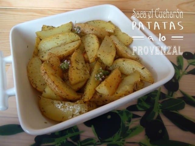 Patatas a lo provenzal